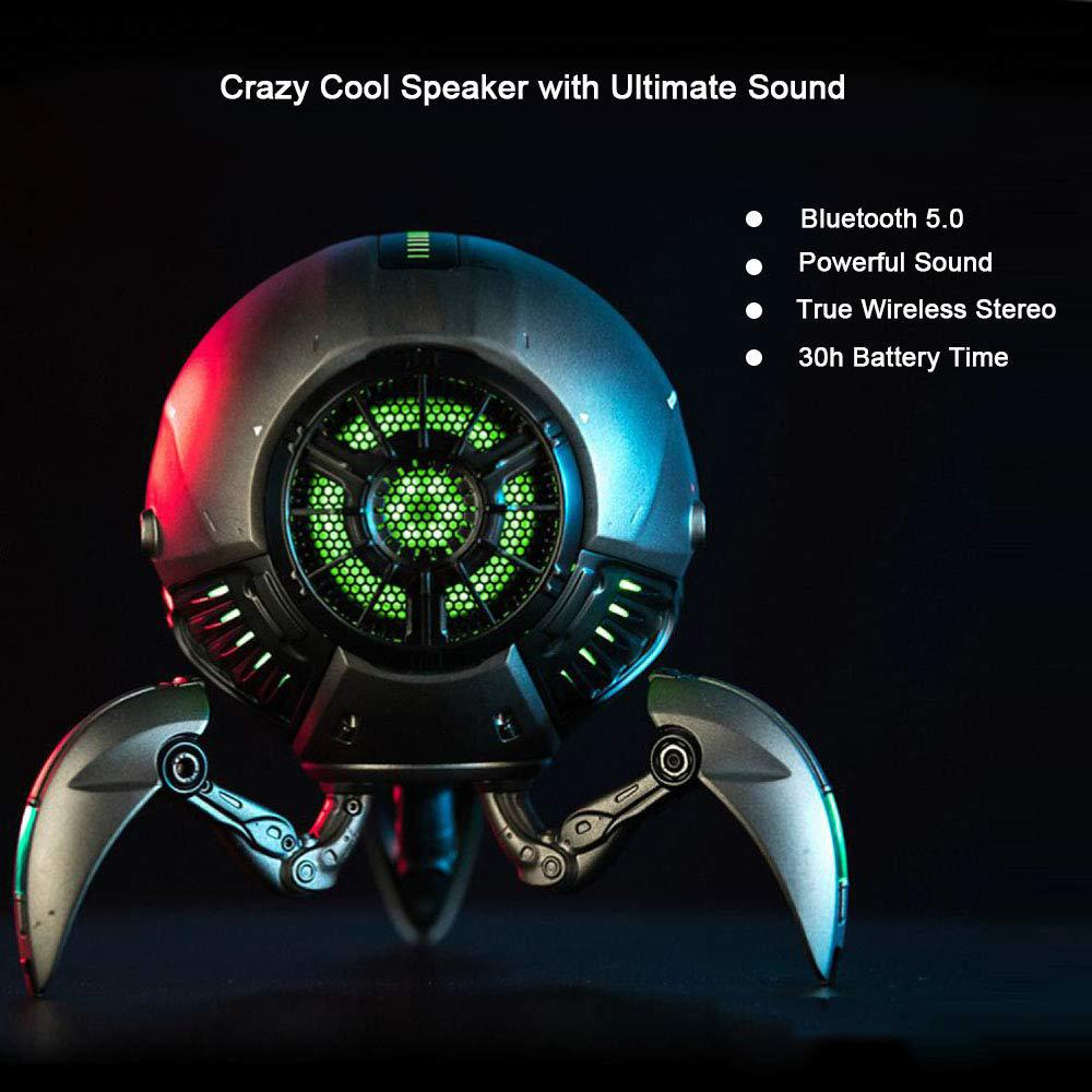 🥇FUTURE TECHNOLOGY-Crazy Cool Speaker with Ultimate Sound