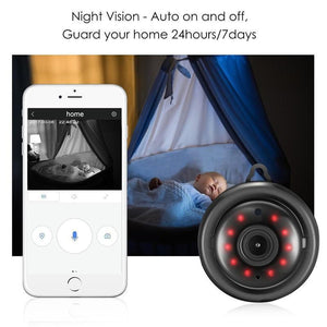 HD Mini Wifi Camera