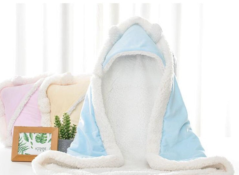Baby Swaddle Sleeping Bag For Newborns