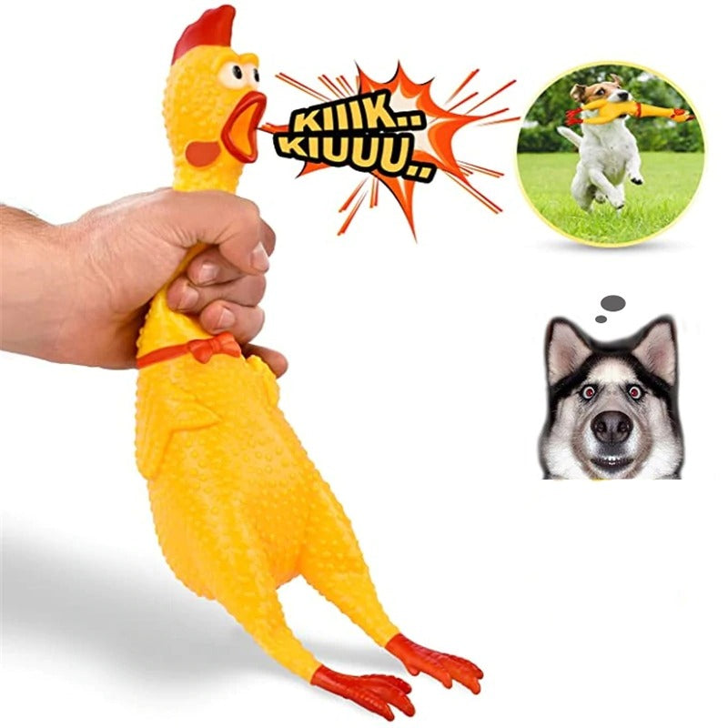 Funny Toy Safety Rubber For Dogs