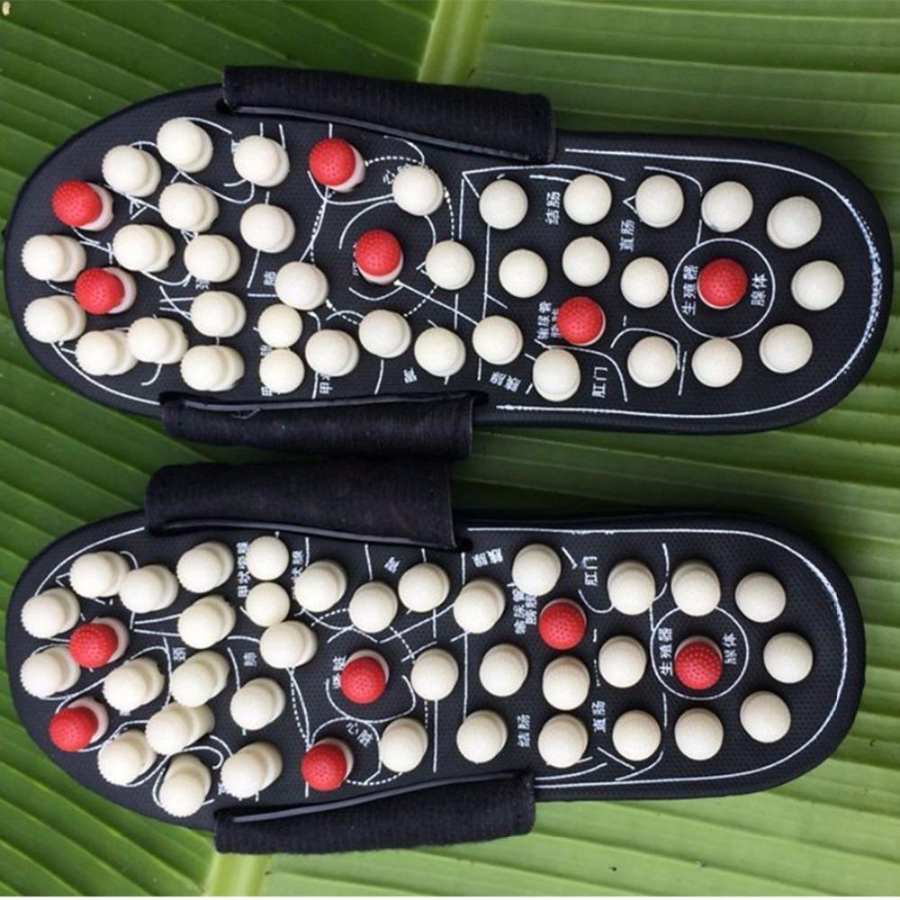 Acupressure Reflexology Massage Slippers