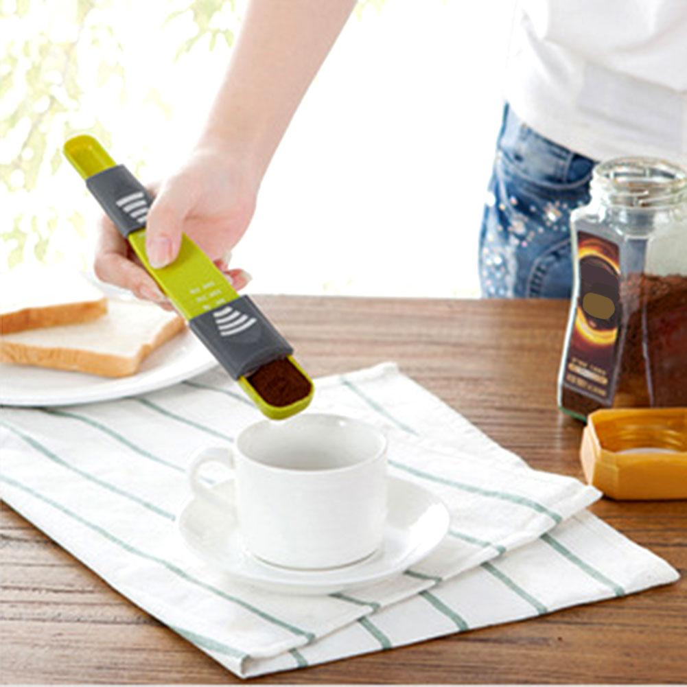 Adjustable Sugar Salt Measuring Spoon
