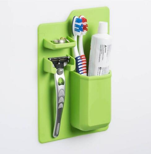 Mighty Bathroom Organizer