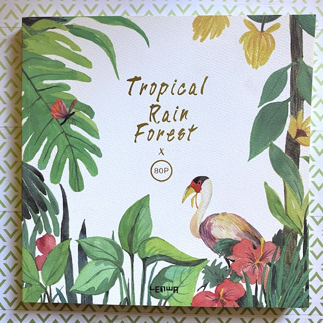 Cuaderno L Tropical forest