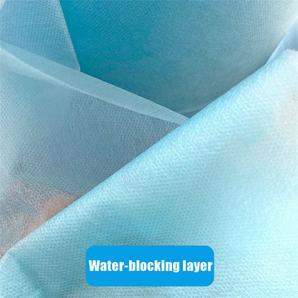 Spunbond, MeltBlown , Nonwoven - Disposable Fabric Face Covering Craft DIY Kit 1M 5M 10M 20M