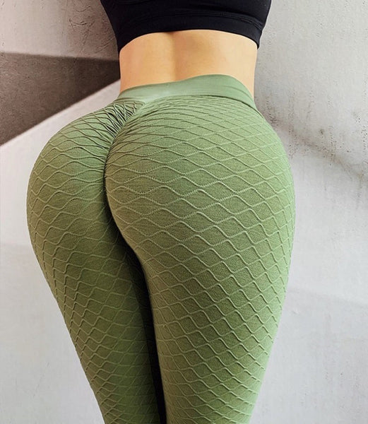 Seamless fitness pants body shape lift hip tight sports yoga pants high waist hip Sportswear