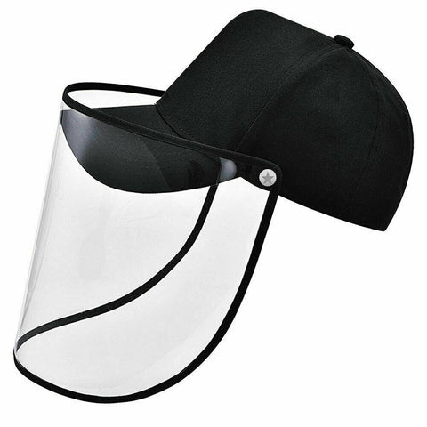 Baby Kids Boys Baseball Cap Anti-fog PVC Visor