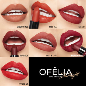 FULL SET STARLIGHT VELVET LIPSTICK