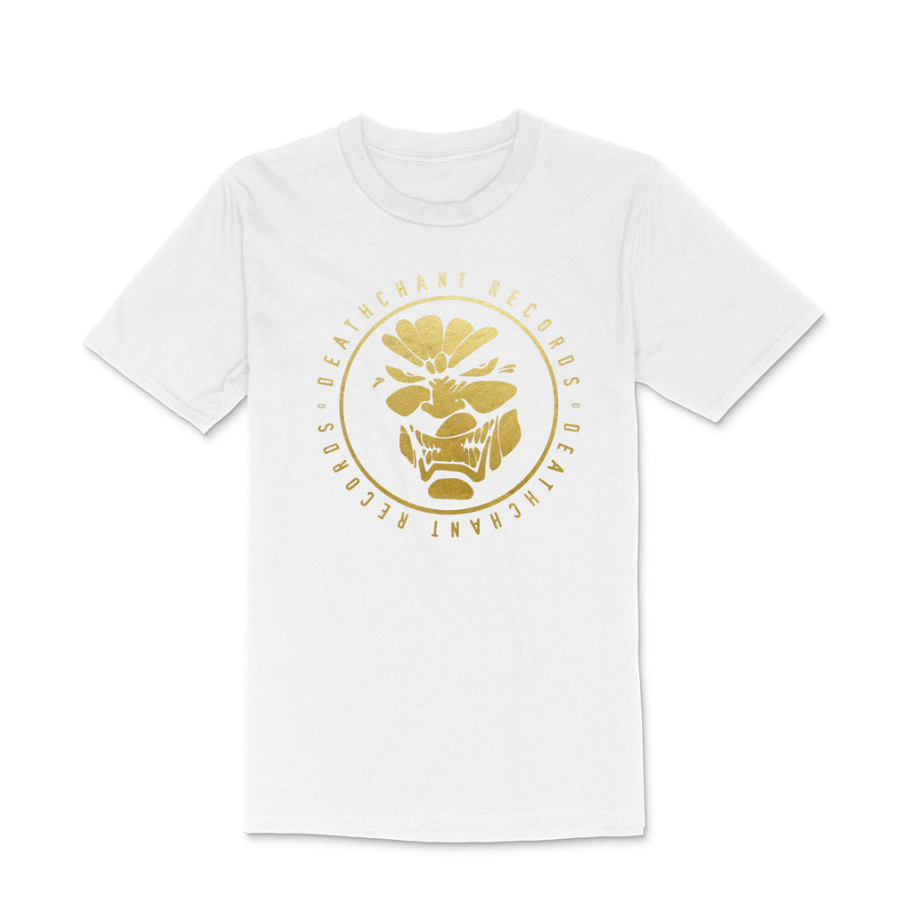 DC GOLDLINE WHITE TEE