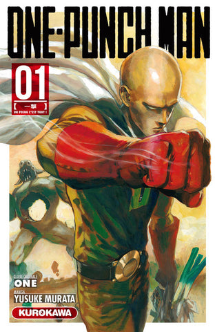 One-Punch Man - Tome 01