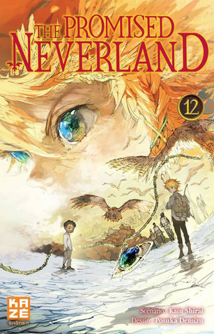 The Promised Neverland - Tome 12