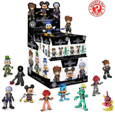 Mystery Minis: Kingdom Hearts III - Blind Boxed