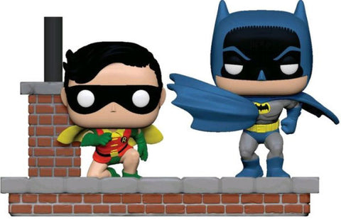 Funko Pop! Comic Moment: Batman 80th - 1964 New Look Batman and Robin