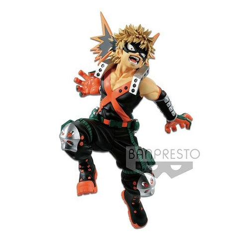 My Hero Academia King of Artist - Katsuki Bakugo