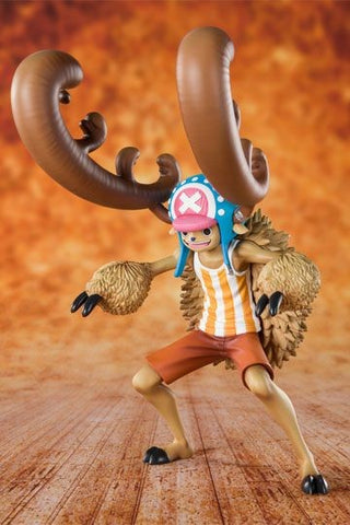One Piece Figuarts Zero - Cotton Candy Lover Chopper Horn Point Ver