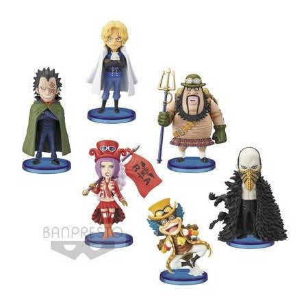One Piece – Pack WCF - Revolutionnary Army