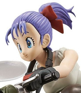 Dragon Ball - Figure Rise Mechanics : Bulma's Variable No.19 Motorcycle