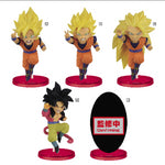 DRAGON BALL Z - DOKKAN BATTLE 5TH ANNIVERSARY WORLD COLLECTABLE FIGURE