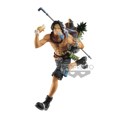 One Piece - Three Brothers - Portgas D. Ace