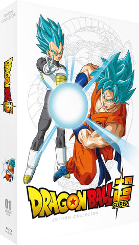 Dragon Ball Super - Partie 1 - Edition Collector - Coffret A4 Blu-ray