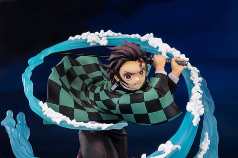 "Kimetsu no Yaiba - FiguartsZERO : Kamado Tanjiro ""Breath of Water"""