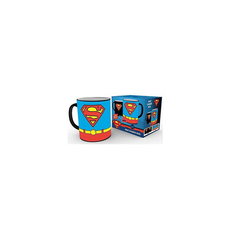 DC Comics - Superman - Mug Thermoréactif