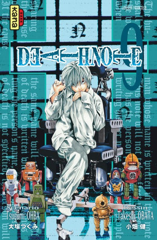 Death Note - Tome 09