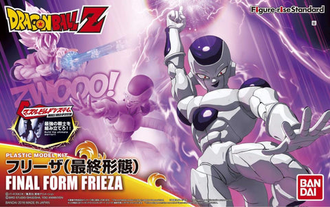 Dragon Ball Z - Freezer Forme Finale Figure-rise Standard