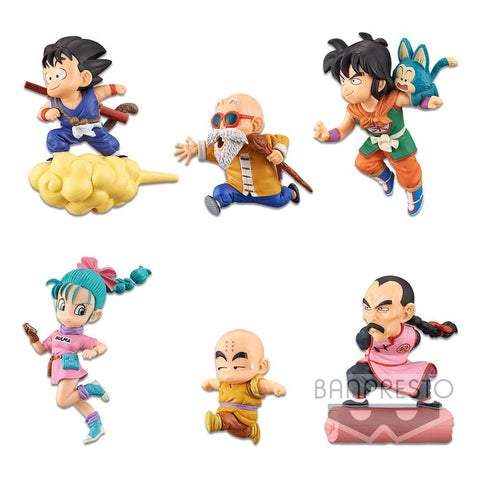 Dragon Ball - World Collectable Figure (WCF) : The Historical Characters (Vol.1)