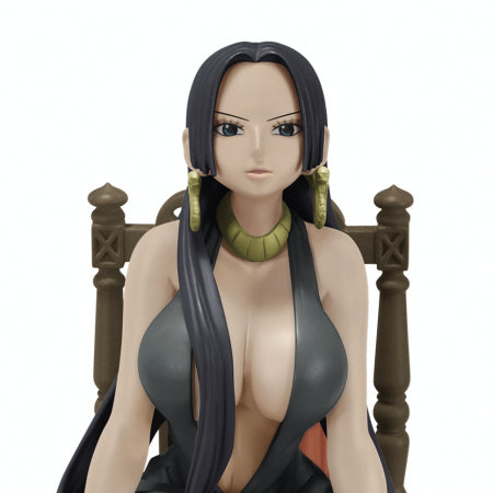 One Piece - Figurine Boa Hancock Girly Girl Black Ver.
