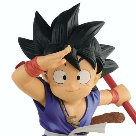 Dragon Ball - Figurine Son Goku et son Kinto-un Ver.B