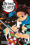 Demon Slayer - Tome 01