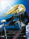"Fullmetal Alchemist : Brotherhood - ""Coffret Part.3"" (Episodes 27-38)"