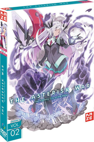 The Asterisk War : The Academy City on the Water - Saison 2, Vol. 2/2