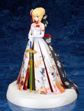 Fate/stay Night Saber (Kimono Dress Ver.) 1/7 Scale Figure with LED