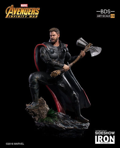 Thor 1/10 Art Statue Iron Studio