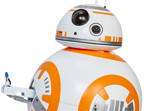 Deluxe BB8 Life Size Figure