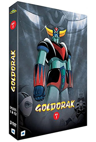 Goldorak - Box 1 - Épisodes 1 à 12 [Non censuré]
