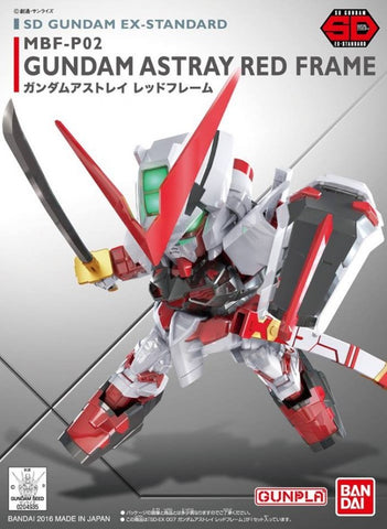 Gundam - Astray Red Frame SD