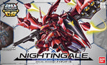 Gundam Cross Silhouette - SD Nightingale