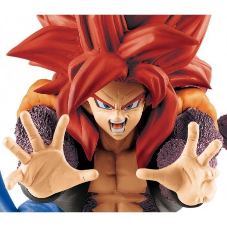 Dragon Ball GT Ultimate Fusion Big Bang Ka-Me-Ha-Me-Ha - Super Saiyan 4 Gogeta