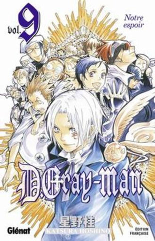 D.Gray-Man - Tome 09
