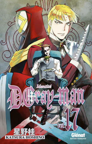 D.Gray-Man - Tome 17