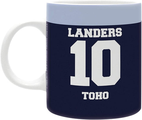 Olive ET Tom - Mug - 320 ML - Toho