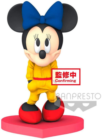 Figurine Disney - Minnie Mouse Jaune Dressed