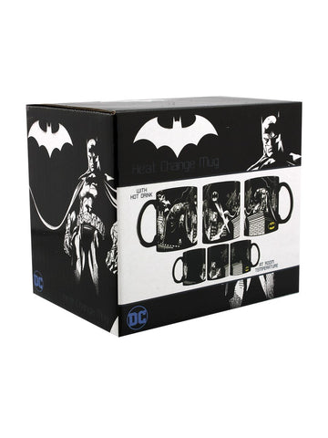 Batman - Mug Thermoréactif