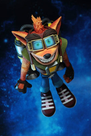 Crash Bandicoot - Deluxe Crash with Jetpack