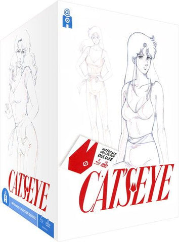 Cat's Eye - Integrale Collector Deluxe (10.DVD/08.BluRay)