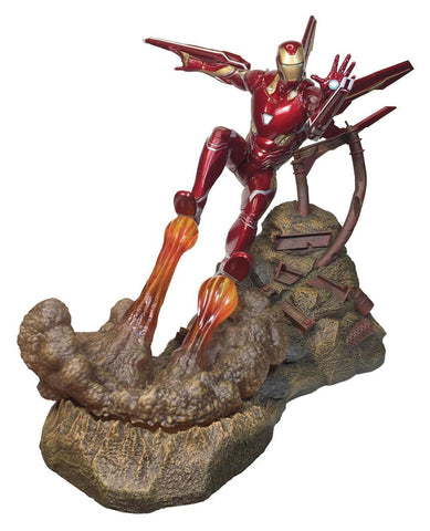 Avengers Infinity War Marvel Movie Premier Collection - Iron Man MK50 30 cm