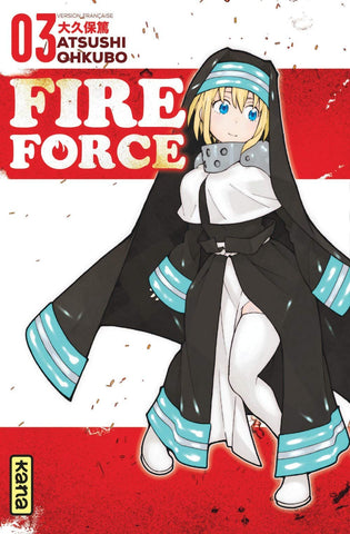 Fire Force - Tome 03